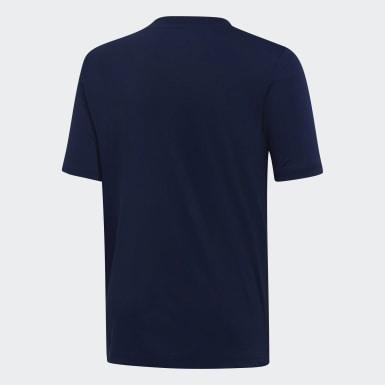 Kinderen Training Blauw Campeon 19 Voetbalshirt