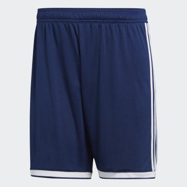 REGISTA 18 SHO Azul Homem Futebol