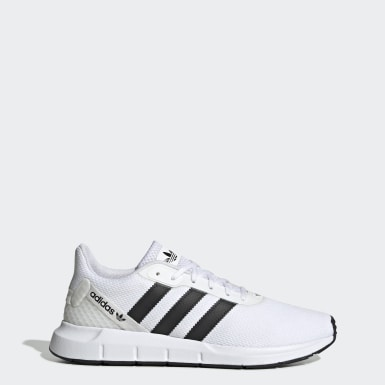 Originals สีขาว รองเท้า Swift Run RF