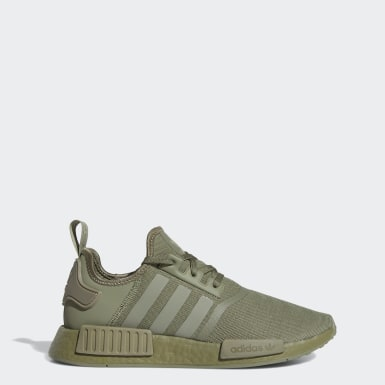 Men's Originals Green NMD_R1 Shoes