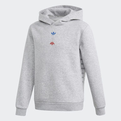 Sudadera con capucha Large Logo