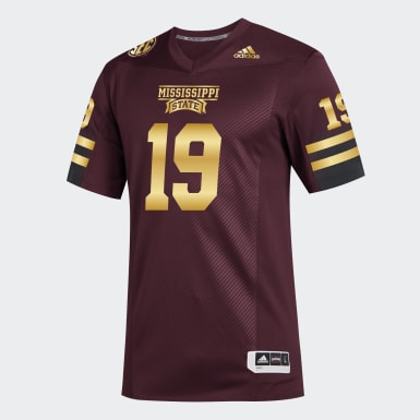 Men's Football Multicolor Bulldogs Alternate Jersey