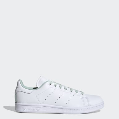 NUOVO Ragazze Adidas Originals Scarpe Da Ginnastica L a Fashion Argento//Rosa