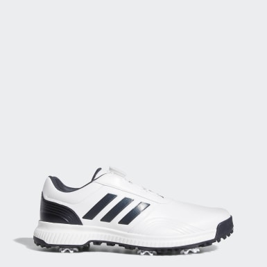 Men Golf White CP Traxion Boa Shoes