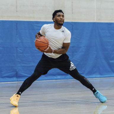 Basketbal tyrkysová Tenisky D.O.N. Issue #2