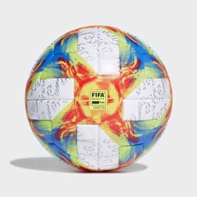 Balón oficial Conext 19 Blanco Fútbol