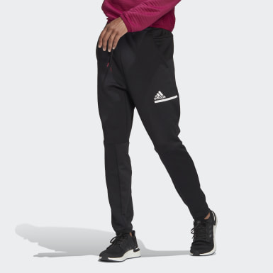 Pantaloni adidas Z.N.E. AEROREADY Nero Uomo Athletics