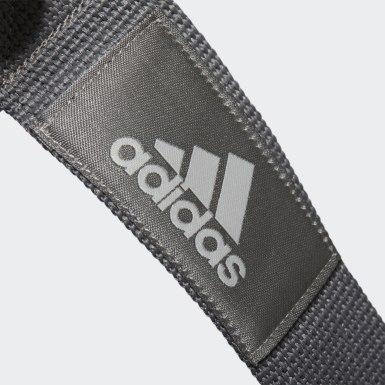 Yoga Grey Yoga Strap Grey