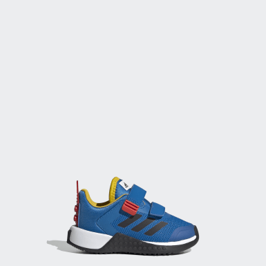 Chaussure adidas x LEGO® Sport Bleu Enfants Running