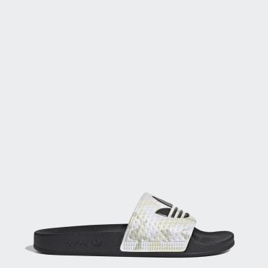 Originals Gul Adilette sandaler