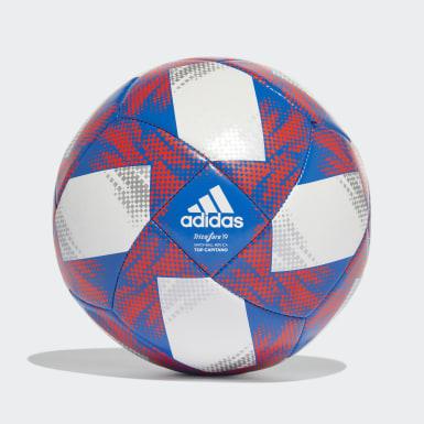 Pallone Tricolore 19 Top Capitano Bianco Calcio
