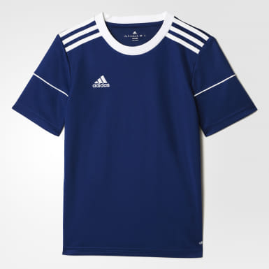 Youth 8-16 Years Training Blue Squadra 17 Jersey