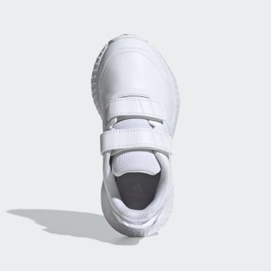 Kids Running White FortaGym CF Shoes