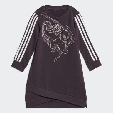 Vestido Disney Púrpura Niña Sport Inspired