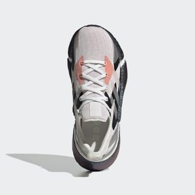 เด็ก วิ่ง สีชมพู รองเท้าวิ่ง X9000L4