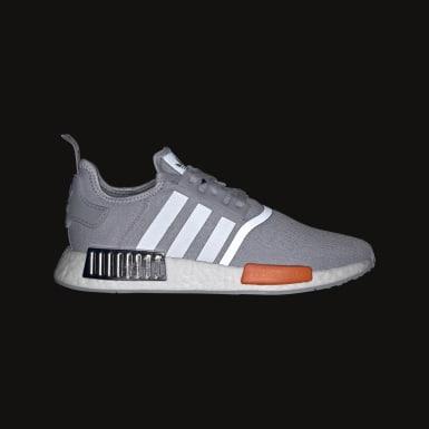 Sapatos NMD_R1 Prateado Originals