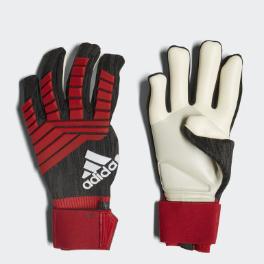 Football Black Predator Pro Gloves