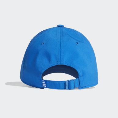 Training Baseball Kappe Blau