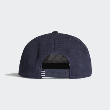 Boné Snapback Logo Azul Training