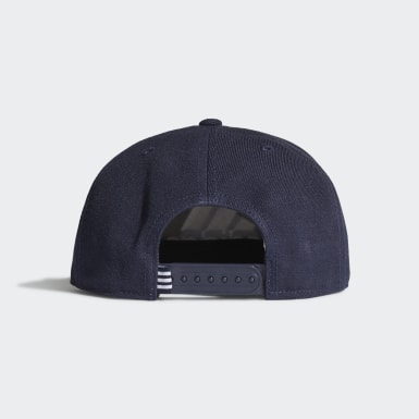 Gorra Snapback Logo Azul Training