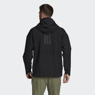 Herr Urban Outdoor Svart Urban RAIN.RDY Rain Jacket