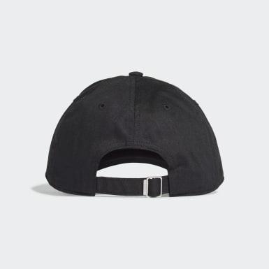 Training Black Baseball Street Cap