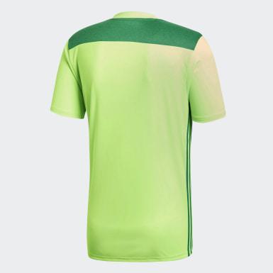 Camiseta Regista 18 Verde Hombre Fútbol