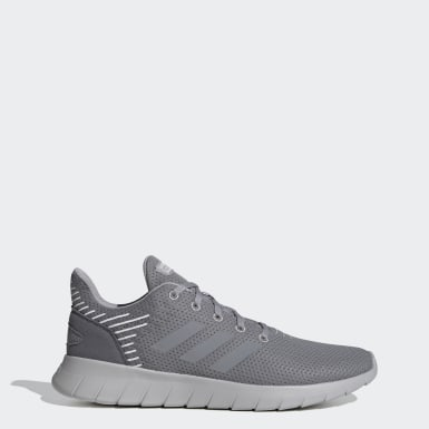 Men Running Grey Asweerun Shoes
