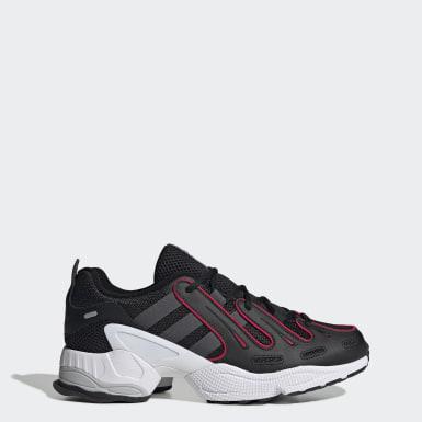 Men Originals Black EQT Gazelle Shoes