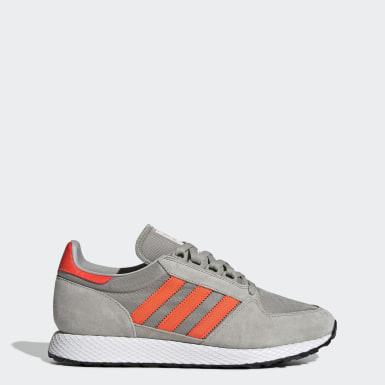Details zu adidas Originals Forest Grove Schuhe Herren Sneaker Turnschuhe Schwarz SALE