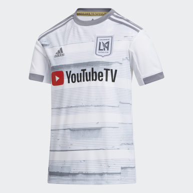 Los Angeles FC Away Jersey Youth