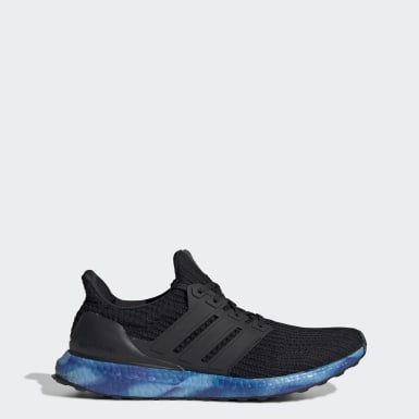 Men's Running Black Ultraboost Shoes