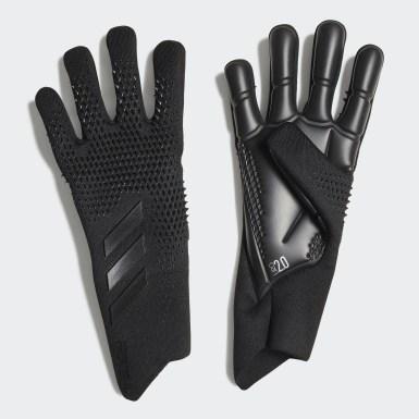 Fotbal černá Rukavice Predator 20 Pro