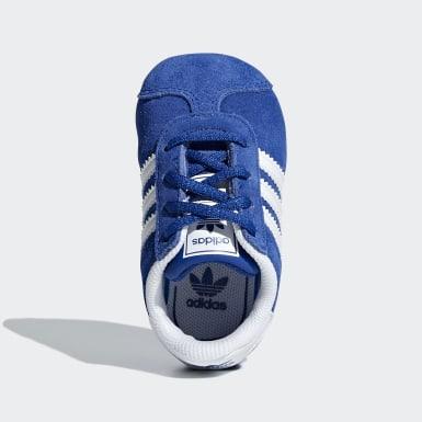 Børn Originals Blå Gazelle sko