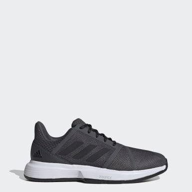 Sapatos CourtJam Bounce – Terra batida Cinzento Ténis