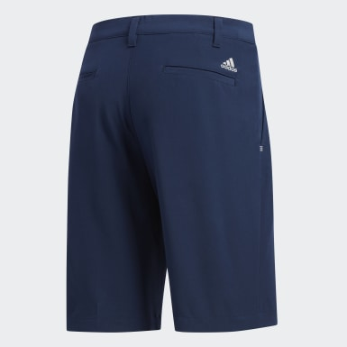 "Men's Golf Blue Ultimate365 9"" Shorts"