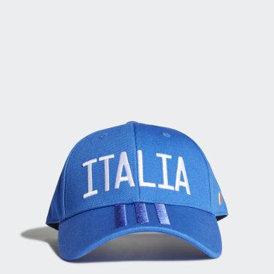 синий Бейсболка Италия