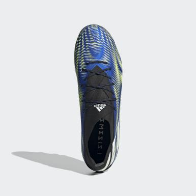 Botas de Futebol Nemeziz.1 – Relva artificial Azul Futebol