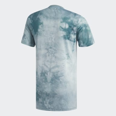 Men Running Green Supernova TKO Tee