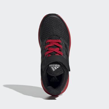 Zapatillas FortaFaito (UNISEX) Negro Niño Running