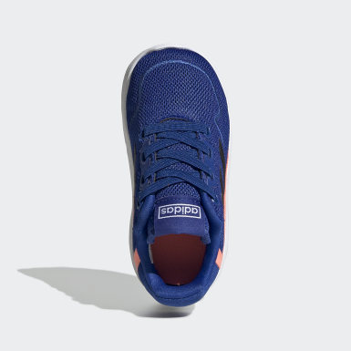Kids Running Blue Nebzed Shoes