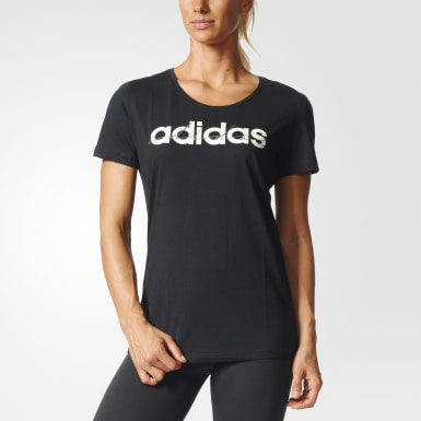Polo Special Linear Negro Mujer Athletics