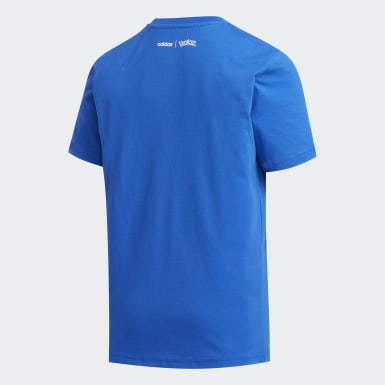YB PKM TEE Azul Niño Sport Inspired