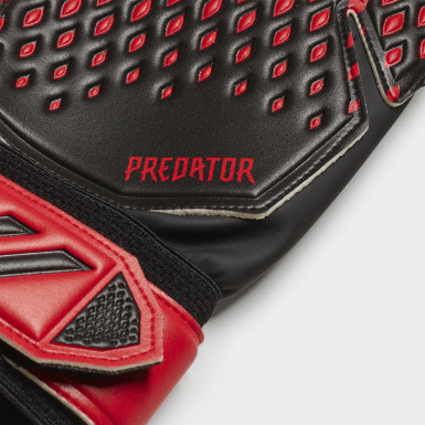 Football Black Predator 20 Training Gloves