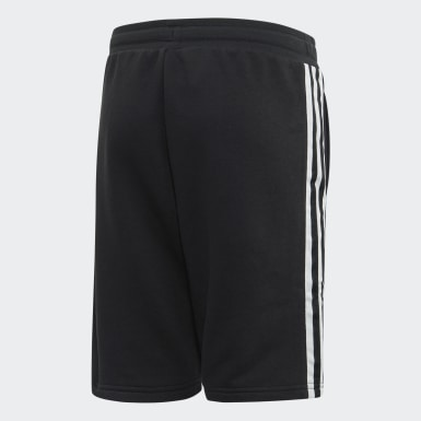Kids Originals Black Shorts