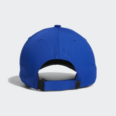 Men Golf Blue Performance Cap