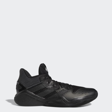 Basketbal Zwart Harden Stepback Schoenen