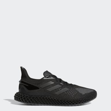 Men Running Black X90004D Shoes