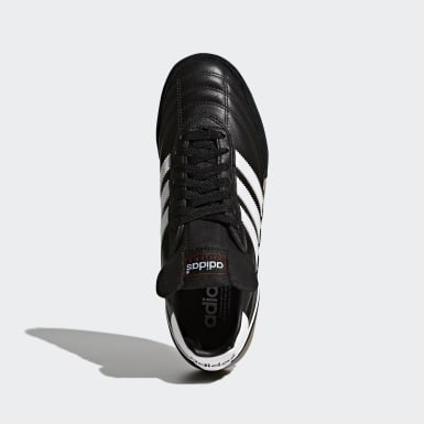 Football Black Kaiser 5 Goal Boots