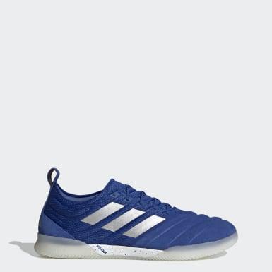 синий Футбольные бутсы (футзалки) Copa 20.1 IN